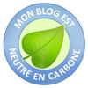 un blog neutre en carbone est une des bonnes résolutions de cette année pour le bien-être de la planète