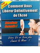 ebook Comment vous libérer définitivement de l'acné