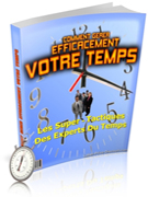 ebook Gestion du temps