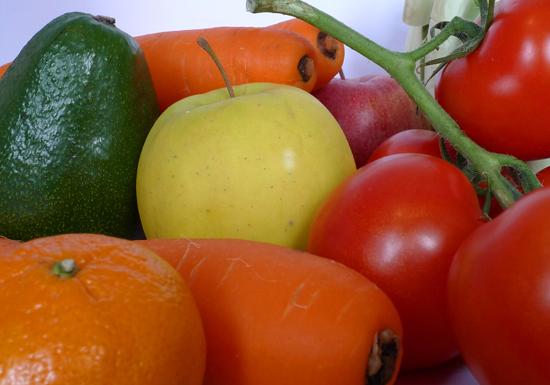 les aliments qui soignent sont le plus souvent des fruits ou des légumes