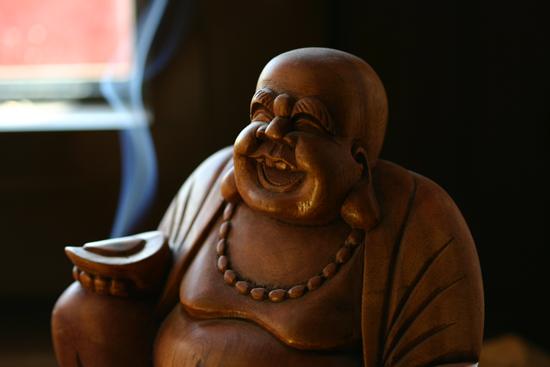 bouddha était un fervent adepte de la méditation ainsi que nous l'étudions dans les livres du bien-être
