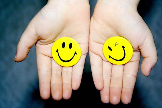 Trouver le bonheur c'est accepter la simplicité et profiter de chaque instant présent