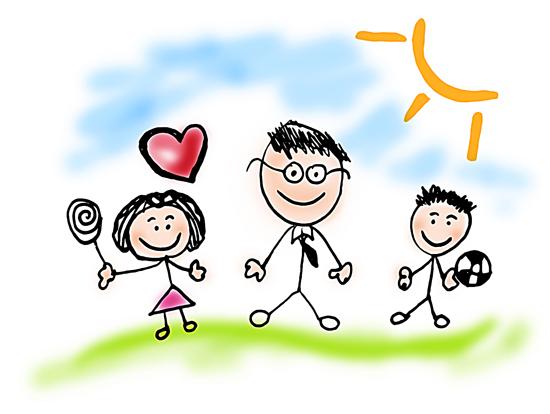 Savourer le bonheur et le bien-être en famille pour passer une bonne journée et atteindre ses objectifs