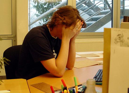 Le burnout est le résultat d'un stress chronique toujours lié au monde du travail