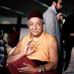 La méditation et les pratiques bouddhistes me permettent de me sentir bien