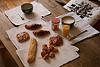 Image petit dejeuner.Le petit dejeuner tel que nous le prenons en France n'est pas très bon pour notre santé.