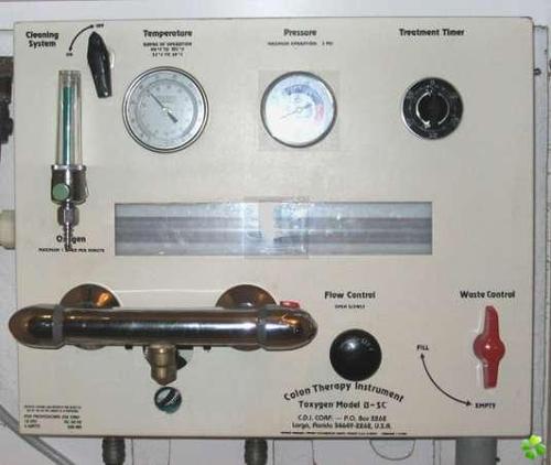 l'hydrothérapie est une méthode douce et puissante pour nettoyer mon côlon