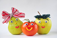 Les fruits et légumes permettent d'éviter une carence en vitamines