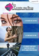 miniature de la couverture du numéro 1 du magazine de développement personnel de la Croisée des Blogs
