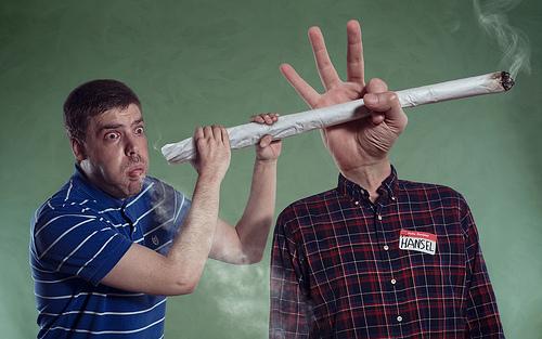 Pas toujours facile d'arrêter de fumer