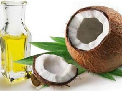 noix de coco et huile de coco