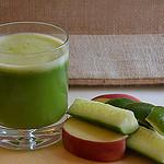 jus de légumes dans le cadre du régime cru