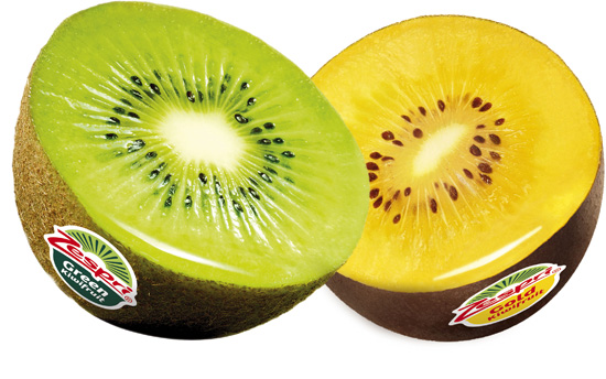 Qu'il soit vert ou jaune, les bienfaits du kiwi sur la santé sont très nombreux.