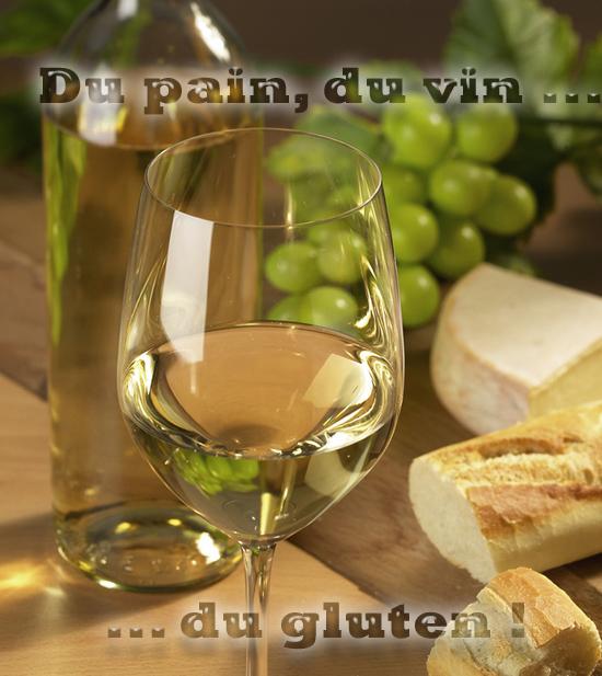 Le pain doit être exclu d'une alimentation sans gluten.