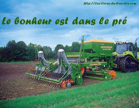 L'agriculture intensive au détriment des nutriments de qualité