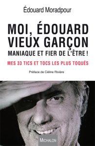 Le livre sur les TOC de Edouard Moradpour, auteur et lui-même atteint de ces troubles.