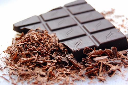 Les bienfaits du chocolat noir autorisent-ils le Père Noël à se montrer prodigue ?