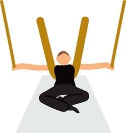 Connaissez-vous le yoga aérien ou fly yoga?